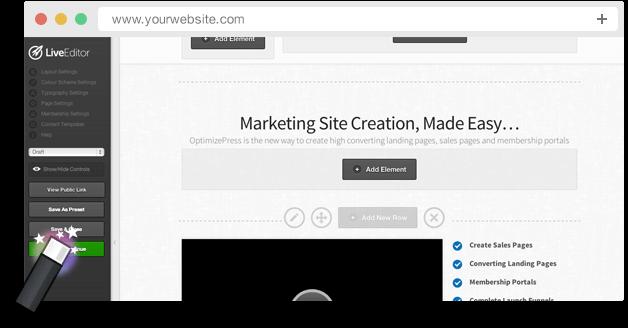 Criar Landing Pages Fácil